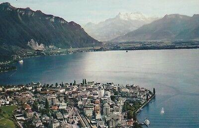 AK Montreux et les Dents du Midi