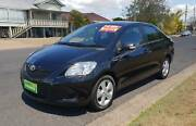 2008 Toyota Yaris Automatic 4 Cyl Sedan 120K'S Maryborough Fraser Coast Preview