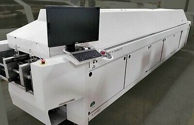 Electrovert Omni Excel 10 Reflow Oven Excellent Condition