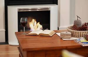 Ethanol Fireplace -Classique-3500-White 10% Sale NOW Erina Gosford Area Preview