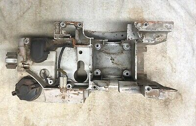 Oem Stihl Ts460 Concrete Saw Engine Housing And Fuel Tank