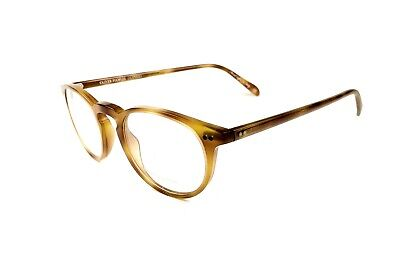 New Oliver Peoples OV5004 Riley R Eyeglasses 1493 Semi Matt LBR size 45 (Oliver People Afton)