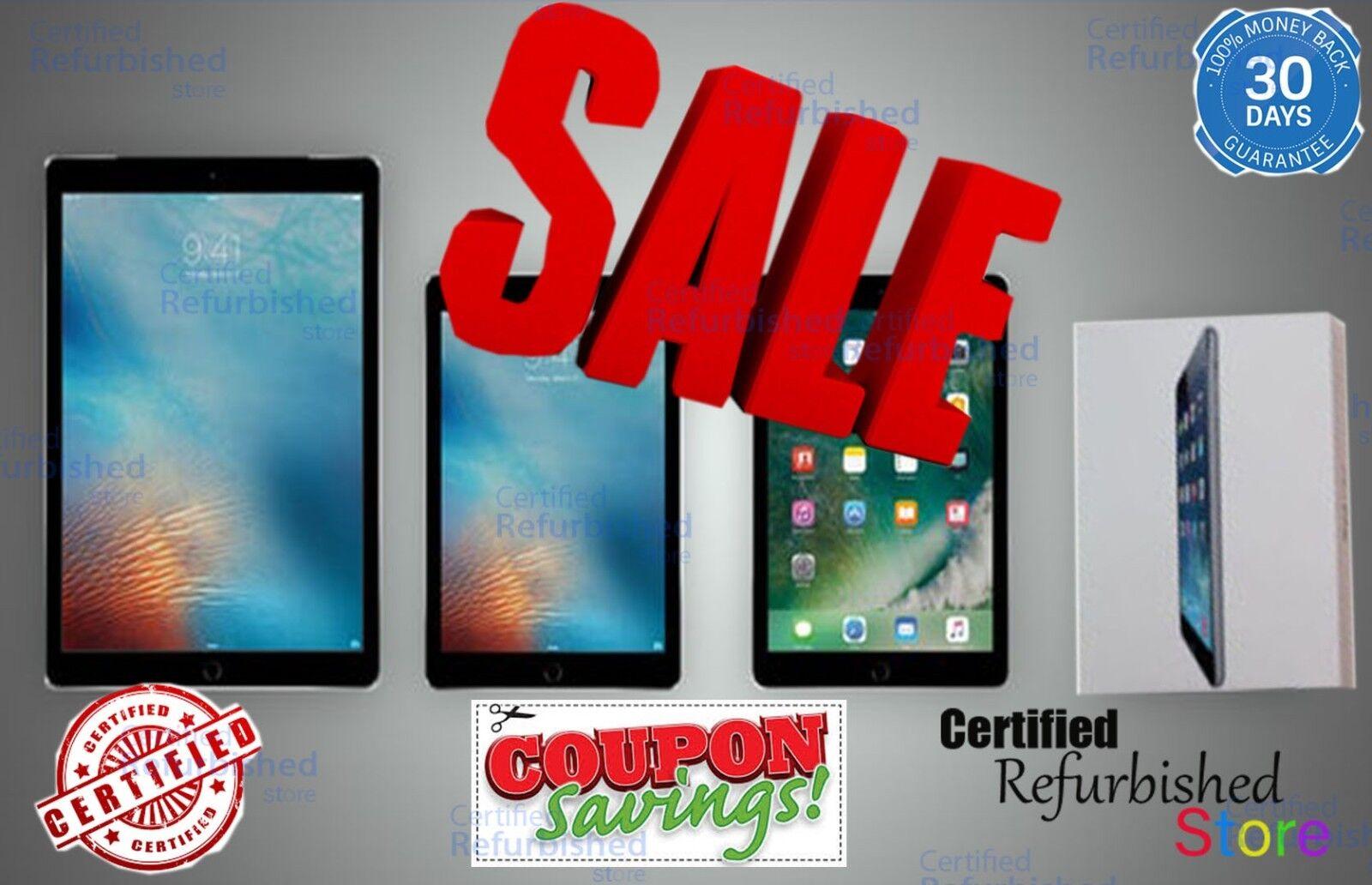Ipad Mini - New Apple iPad Air-mini 2-3-4 16GB-32GB-64GB-128GB Wi-Fi+4G Pro Tablet 12.9.7.9