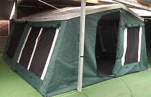 New Ex-Demo Camper Trailer with Big Tent & Enclosed Front Annexe Dandenong South Greater Dandenong Preview