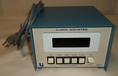 - Lafayette Instrument Desktop Multi-Function Reaction Timer Counter Model 54035