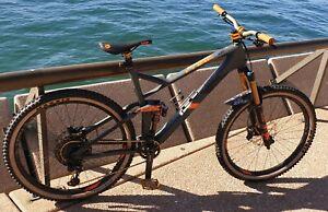 Cube stereo hpc Tm140 xl carbon bike