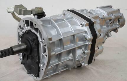 Light Truck 6 Speed Zf Gearbox 6s 500 T0 Truck Parts Gumtree Australia Casey Area Hampton