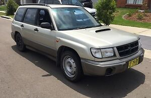 '99 Subaru Forester GT Turbo Thornton Maitland Area Preview
