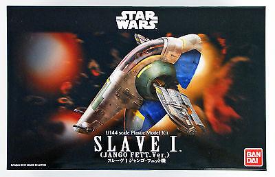 Bandai Star Wars Slave I (Jango Fett Ver.) 1/144 scale kit 156376