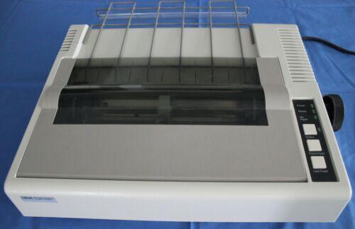 IBM 5152 Personal Computer Graphics Printer (in original box)