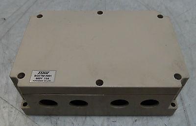 Togi / Toyogiken Relay Box, BOXTM-2001, 600V, 15A, Used,  WARRANTY