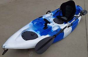 new single kayak package GOKAYAKS SIERRA PACKAGE FISHING KAYAK Campbelltown Campbelltown Area Preview
