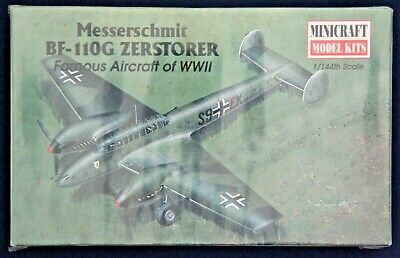 Minicraft 14411 1/144 Bf110G