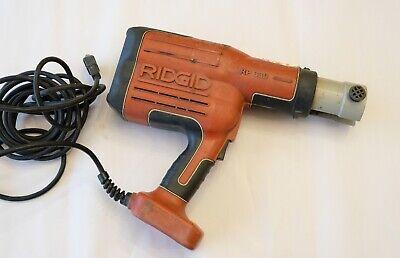 Ridgid Rp330 Standard Propress Crimper Rp330c - Used