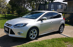 2012 Ford Focus Sport LW MKII Kippa-ring Redcliffe Area Preview
