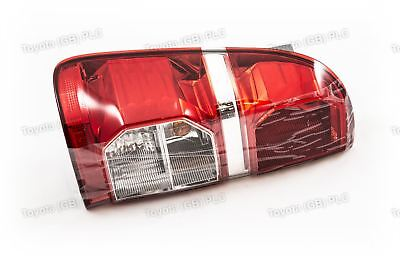 Genuine Toyota Lamp Assy Rear Combination Hilux 08/11-Present - 815600K170