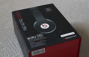 Dr. Dre Beats Solo HD
