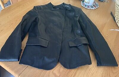 theory leather jacket Women