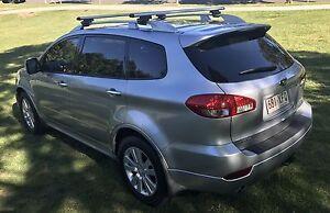 2012 Subaru Tribeca Wagon Grange Brisbane North West Preview