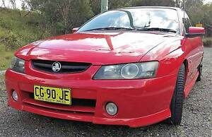 2003 Holden Commodore Sedan vy series II Coffs Harbour Coffs Harbour City Preview