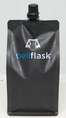 Bell Flask 12oz Flexible Liquids Flask Concerts Games Outdoors Bridal Party Gift