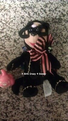 Disneyland Pooh Dressed for Halloween as a Black cat with tags Retired](Tags For Halloween)