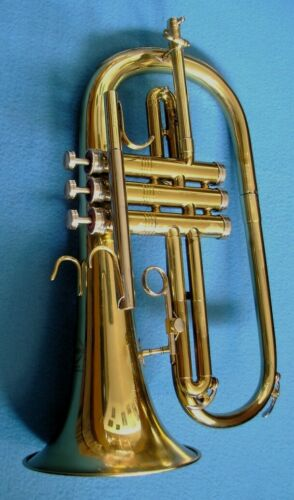 Custom Left & Right Handed  B Flat Flugelhorn
