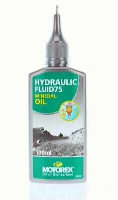 Aceite Hidraulico Motorex Hydraulic Fluid 75 Mineral Oil Ref. 7611197901822