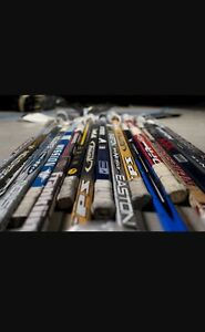 Looking For: Unwanted Hockey Sticks