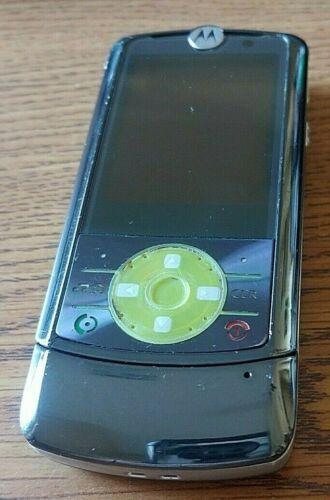 Alltel Motorola Z65 Grey Slide Cell Phone