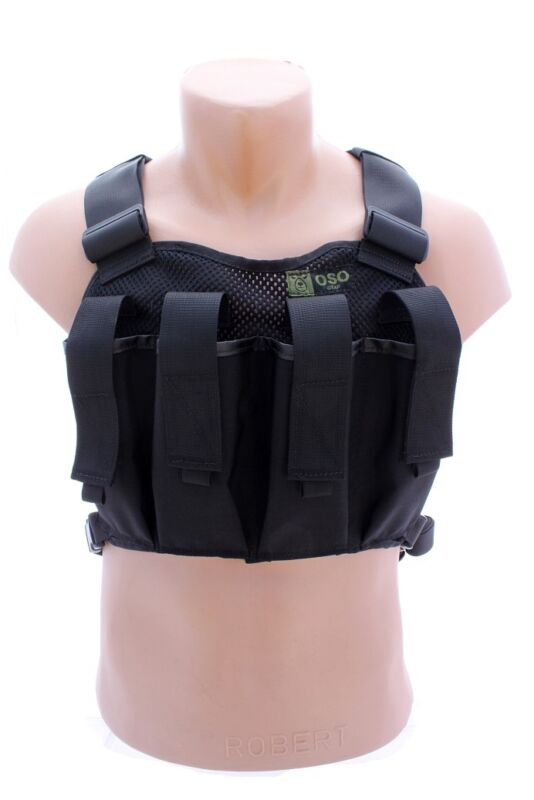 Tactical Mesh Light Vest Military, Designed for Special Missions