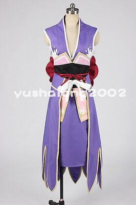 a Scarlet Cosplay Kostüm Kleidung Kleid Perücke wig  (Fairy Tail Kostüme)