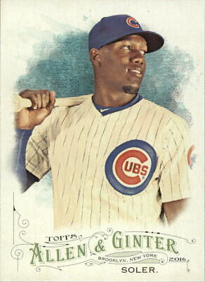 2016 Topps Allen and Ginter Baseball Card Pick 1-250 ()