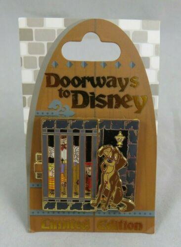 Walt Disney World Disneyland Pin - Doorways to Disney - Pirates of the Caribbean