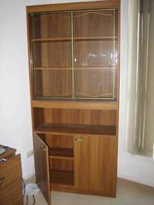 SLIM  DISPLAY  CABINET Redcliffe Redcliffe Area Preview