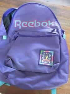 Cute retro Woman or Girl's Reebok Backpack Broadbeach Waters Gold Coast City Preview