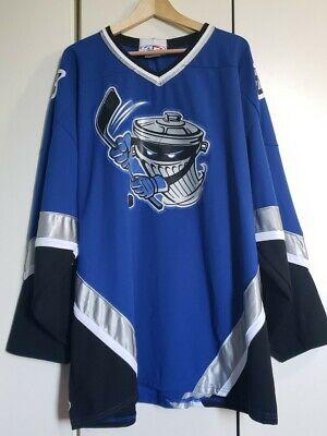 **Rare** BNWOT Danbury Trashers UHL Hockey Jersey