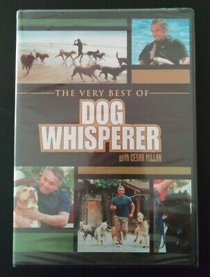 The Very Best of Dog Whisperer with Cesar Millan (DVD, 2009) NEW Fast Free