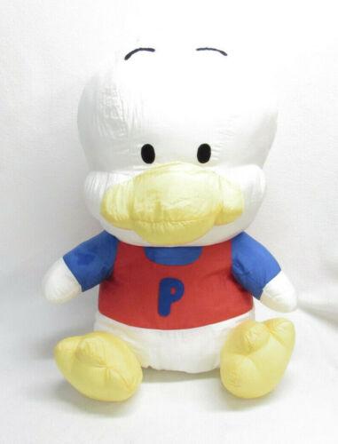 """Vtg 1996 Sanrio Pekkle Nylon Duck Jumbo 21"""""""