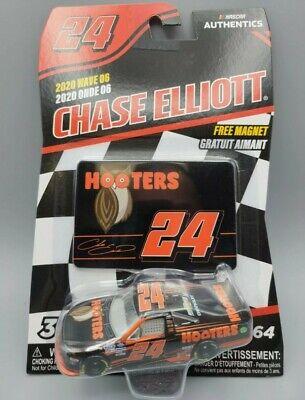 NASCAR Authentics 1/64 2020 Chase Elliott Hooters Gander Truck #24 Champion