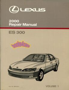 2001 lexus is300 repair manual pdf