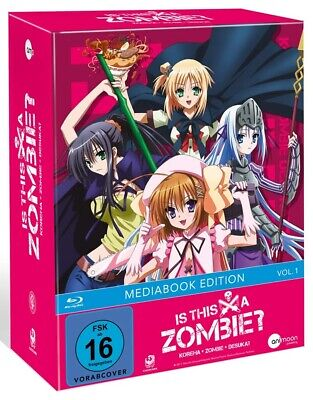 Is This A Zombie? - Vol.1 - Limited Edition - Blu-Ray - NEU