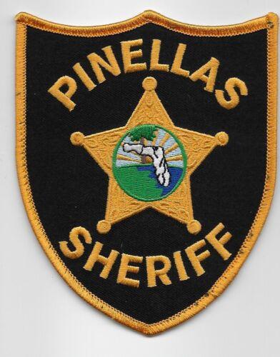 Pinellas County Sheriff State Florida FL