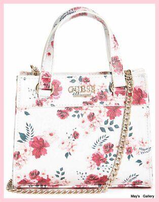 Guess Handbag Purse Crossbody Shoulder Hand Bag Wallet Backpack small Satchel