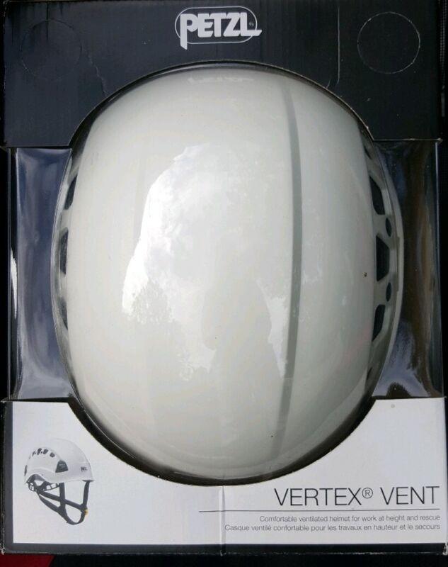Petzl Vertex Climbing Vent Helmet White