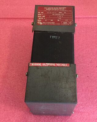 Sola Constant Voltage Transformer 23-22-112-2