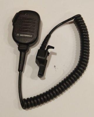 Motorola Nmn6191c Remote Radio Speaker Microphone Noise Canceling Mic