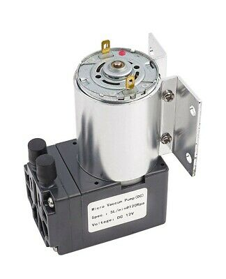 Dc 12v 5lmin 120kpa Mini Vacuum Pump Negative Pressure Suction Pumping With Ho