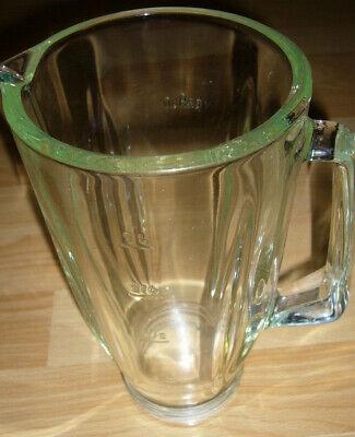 ANGEBOT !!! Mixerglas Glas MX 32 Braun Glasmixer KM 32 KM 31 KM 3 Küchenmaschine