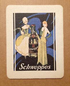 Sottobicchiere-SCHWEPPES-da-collezione